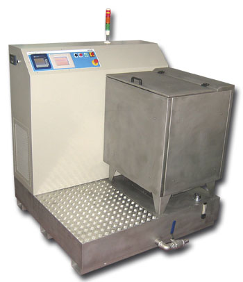 Climatic Chamber for testing resistance to frost to ISO 10545-12